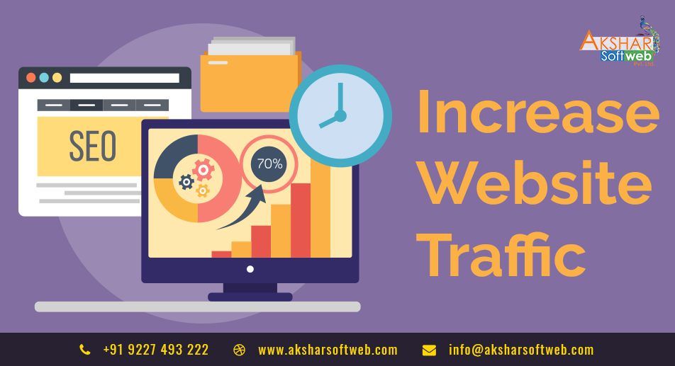 8 Proven And Effective Methods To Increase Your Website Traffic