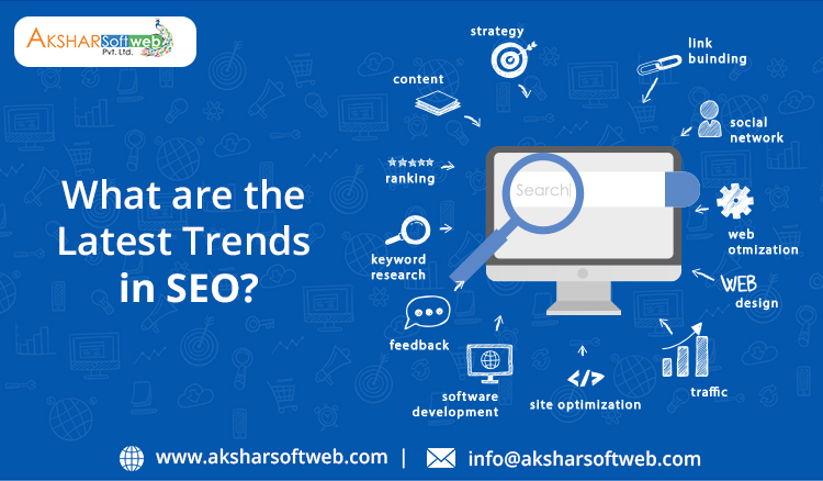 What Are The Latest Trends In SEO?
