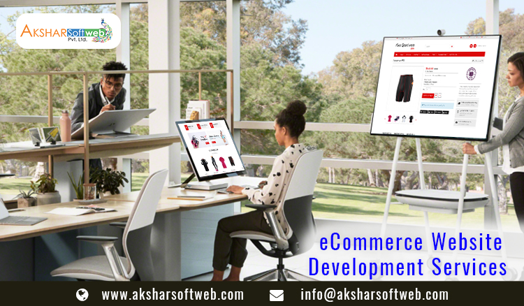 ECommerce Website Design | Website Design And Development