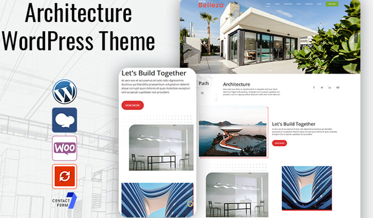 Architecture Website Development Services: Get Your Dream Professional Architecture Business Website Design
