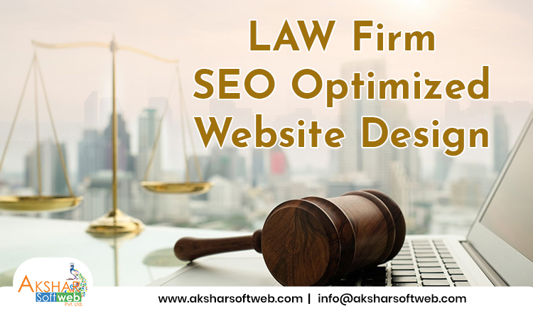 Law Firm SEO Optimized Website Design