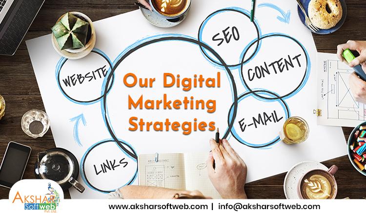 Digital Marketing In Vadodara – Our Internet Marketing Strategies
